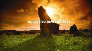 SOLSTIȚIU DE VARĂ 2018