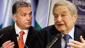 Viktor Orban și George Soros
