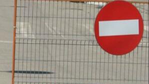 Trafic restricționat pe A2