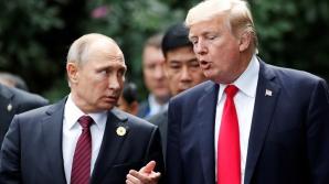 Donald Trump nu exclude posibilitatea recunoaşterii anexării regiunii Crimeea de către Rusia
