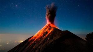 Erupție vulcanică în Guatemala