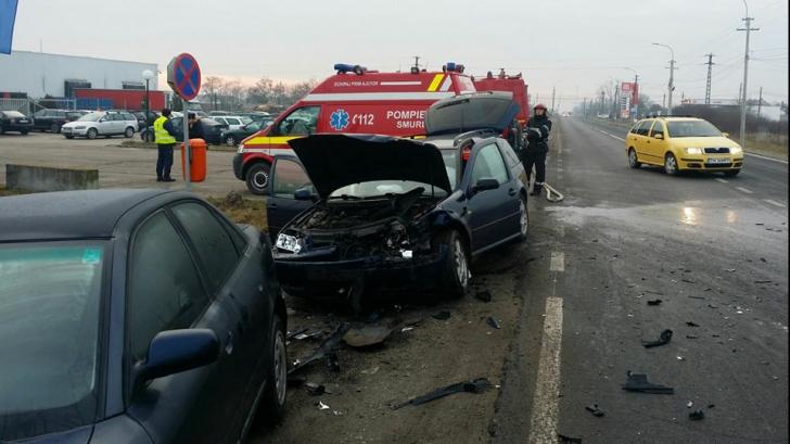 Accident Buzău