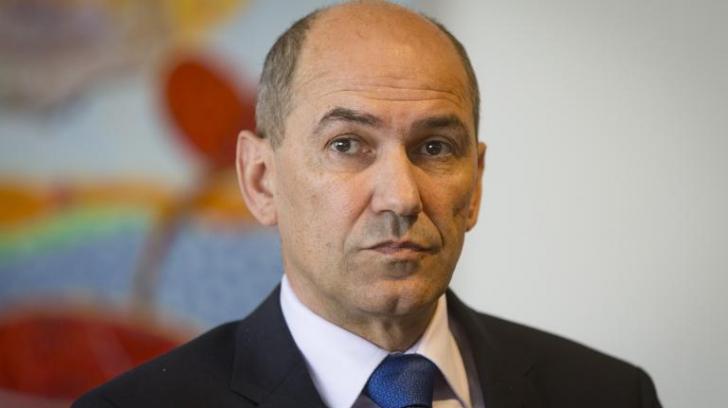 Premierul Sloveniei, Janez Jansa