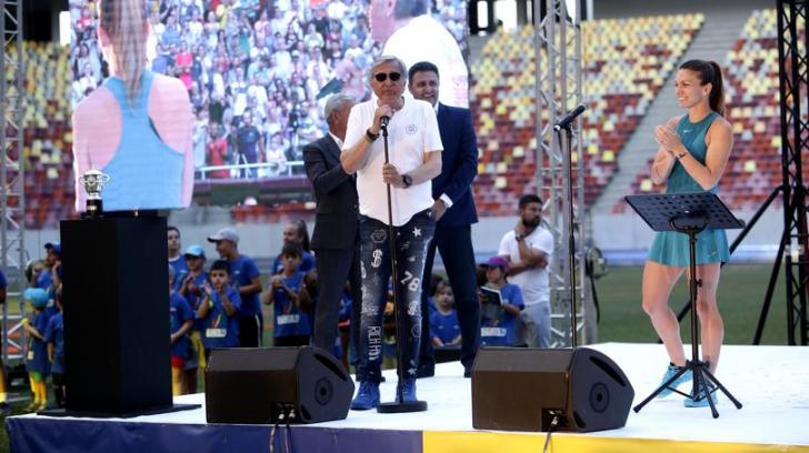 """Ilie Năstase a comentat fluierăturile primite de Gabriela Firea: """"Dacă mă fluierau pe mine..."""""""