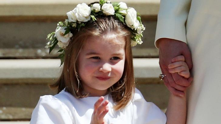 Motivul pentru care Prinţesa Charlotte nu are voie să stea la aceeaşi masă cu părinţii ei