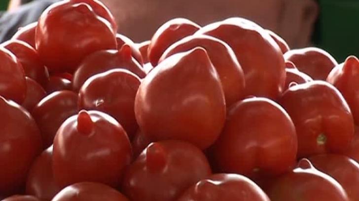 Adevărul despre roșiile cu ţugui! Ce sunt, de fapt. Mai mănânci?