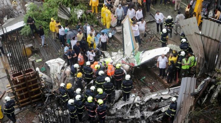 Accident aviatic: Cel puțin 17 morți
