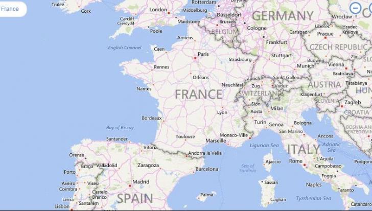 BAC 2018 barem geografie - Franța ar fi fost țara de la subiectul 3, potrivit primelor informații