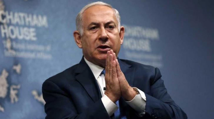 <p>Benjamin Netanyahu</p>