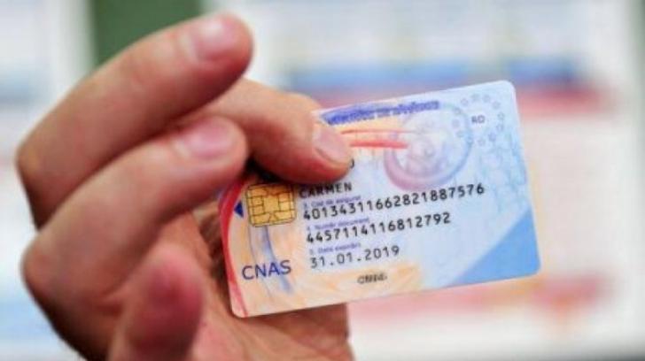 Cardul de sănătate în pană, la CNAS nimeni nu oferă explicaţii