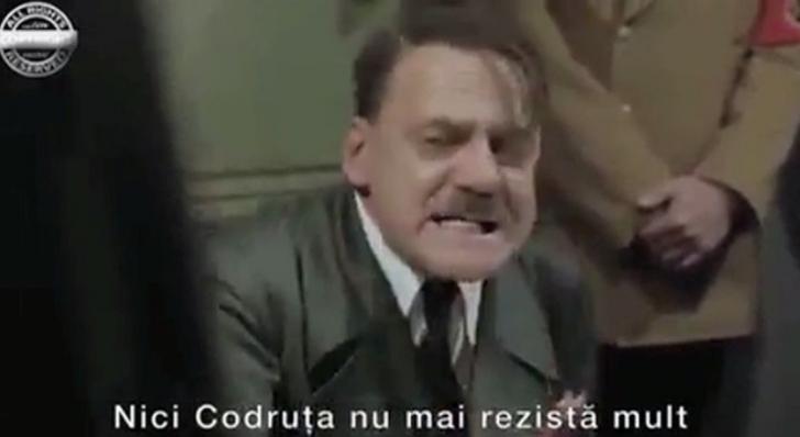 Clip dezgustător promovat de PSD, apoi șters. Iohannis e Hitler. Trimiteri la Soros și Merkel