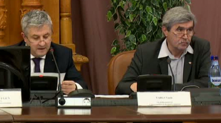 Codul de procedură penală a trecut de Parlament, cu dedicație pentru Liviu Dragnea