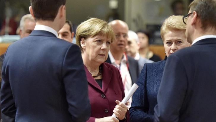 Un summit crucial pentru viitorul UE și soarta lui Merkel începe azi la Bruxelles