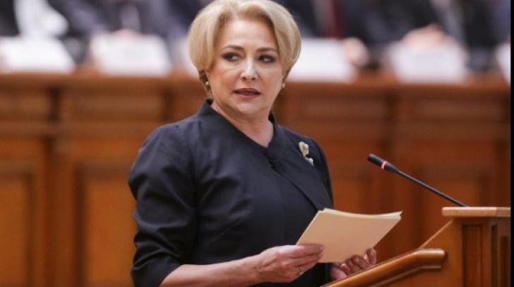 Moțiunea de cenzură prin care PNL vrea sădărâme Guvernul Dăncilă, depusă azi în Parlament