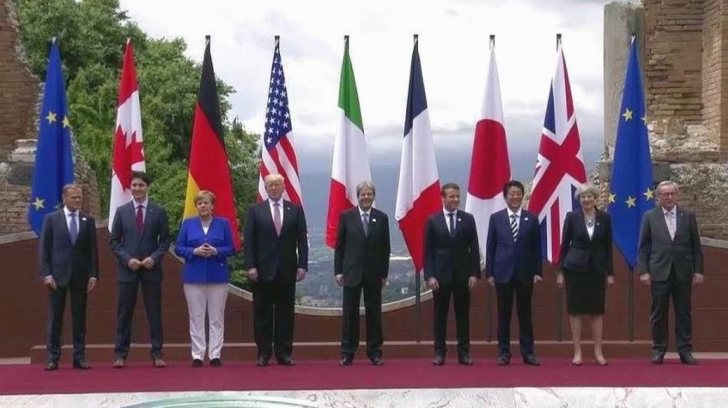 Liderii europeni refuză reintegrarea Rusiei în G7