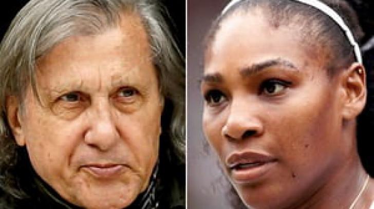 Ilie Năstase, reacţie-BOMBĂ după ce Serena Williams a refuzat un test antidoping
