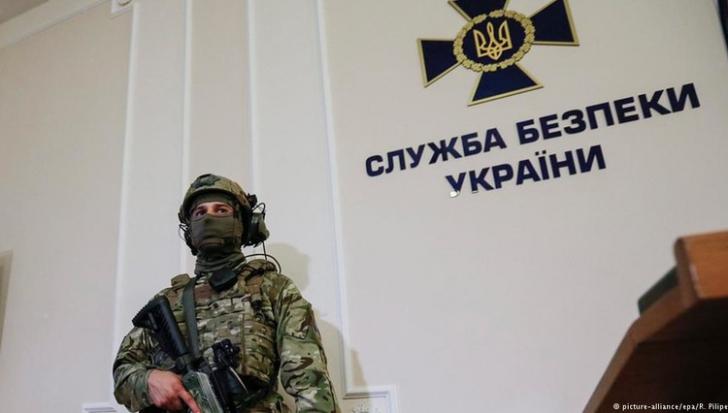 """Forțele de securitate ucrainene au descins laCentrul Cultural Român """"Eudoxiu Hurmuzache"""" din Cernăuți"""