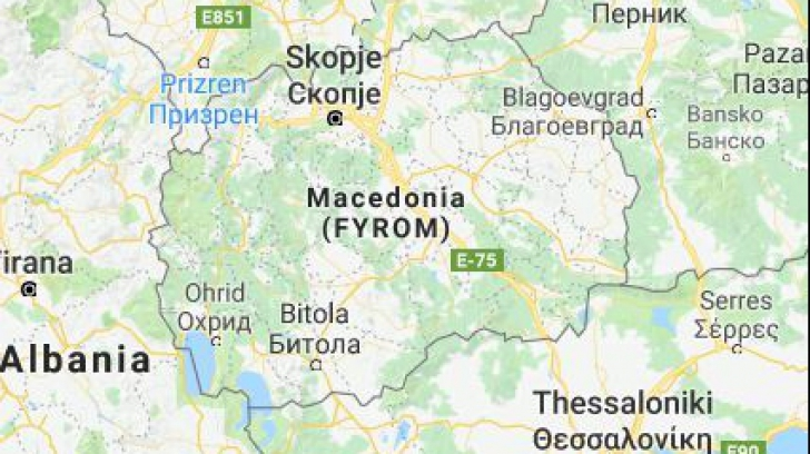 E oficial. Macedonia își schimbă numele