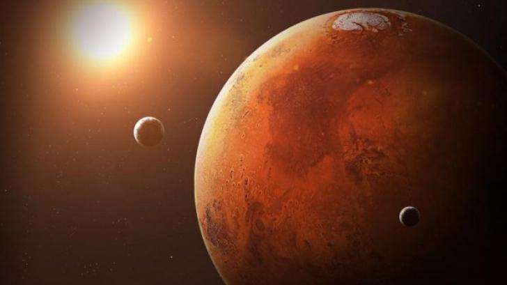 Viaţă pe Marte înainte de apariţia pe Terra? Ce spun cercetătorii