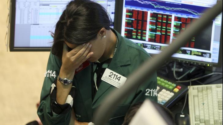 Cutremur pe Wall Street