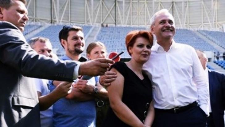 """Olguţa Vasilescu, """"absolut convinsă"""" că ştie sentinţa în cazul lui Dragnea, în dosarul """"Bombonica"""" / Foto: Revista 22"""