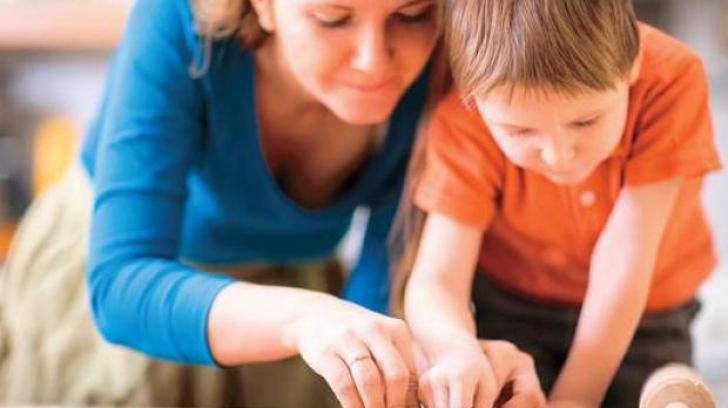 10 lucruri pe care trebuie să le faci în prezența copilului