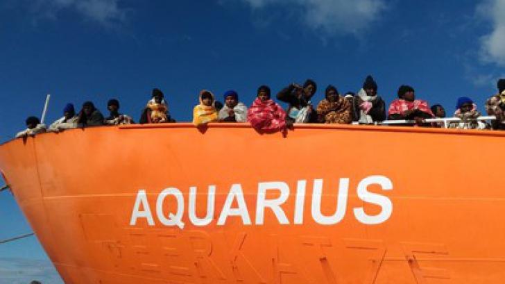 Decizie dură în Italia. Porturile din peninsulă, închise pentru imigranții din Africa