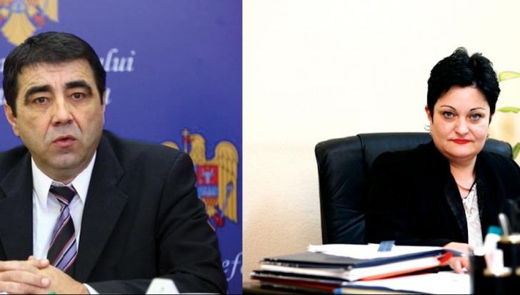 Doi foşti prefecţi au fost condamnaţi la închisoare cu executare