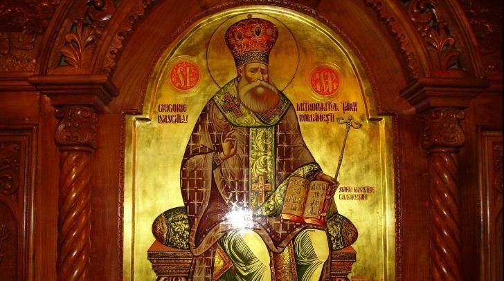 Sfântul Ierarh Grigorie Dascălul
