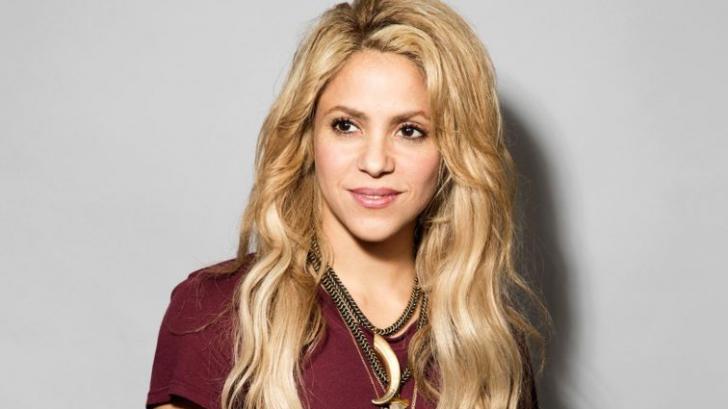 Shakira, în centrul unui scandal uriaș din cauza unui lănțișor