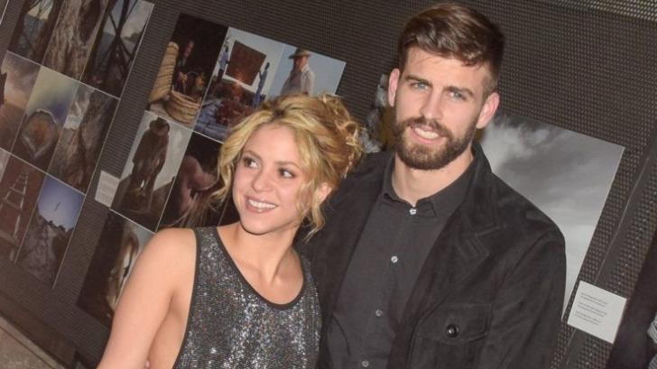 Veşti de ultimă oră despre cuplul Shakira - Pique