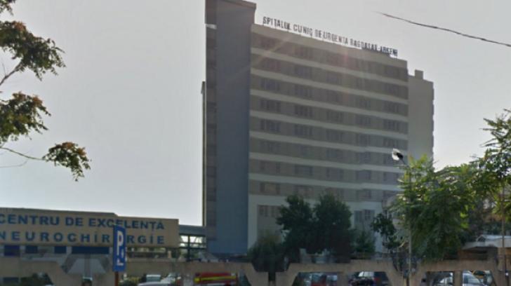 Managerul unui important spital din Capitală a fost DEMIS