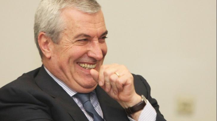 Tariceanu îl susține pe Vlase