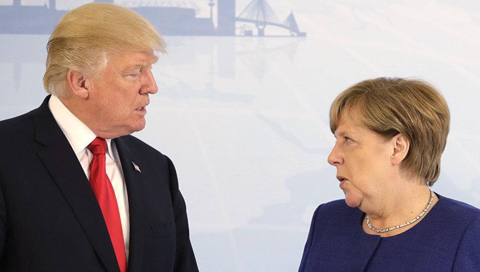 Berlinul îl acuză pe Donald Trump că îşi doreşte DESTRĂMAREA Uniunii Europene