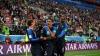 Franța deschide scorul