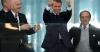 Macron, emoții în Rusia