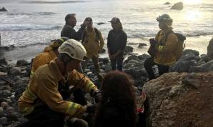 Angela Hernandez, salvată după 7 zile