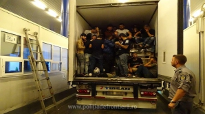 26 de cetățeni irakieni au încercat să intre ilegal în ţară