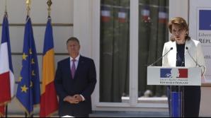 Ambasadoarea Frantei și Iohannis