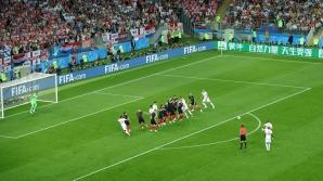 Gol Anglia foarte repede