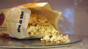Popcorn la microunde. Ce este, de fapt. Mai mănânci vreodată?