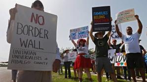 SUA: Manifestaţii pentru a apăra familiile imigranţilor ilegali