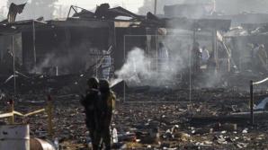 Explozie de amploare la un depozit de artificii din Mexic: Cel puţin 19 morţi şi zeci de răniţi