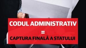 Codul Administrativ, contestat la CCR