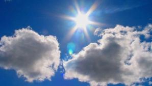 Vremea se încălzeşte în toată ţara. Prognoza pe trei zile