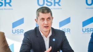"""USR """"forţează"""" un referendum pe Justiţie"""