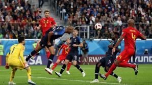 Franța - Belgia