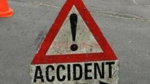 Accident pe DN1 la Tâncăbeşti. Infotrafic: Circulaţie îngreunată