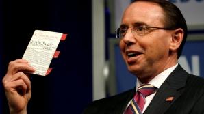 Un grup de parlamentari republicani cer destituirea adjunctului procurorului general al SUA