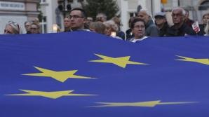 Protest la Varșovia